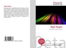 Bookcover of Rajiv Gupta