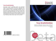 Bookcover of Yury Grashchenkov