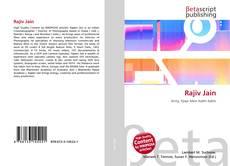 Bookcover of Rajiv Jain