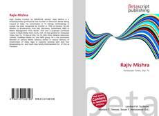 Buchcover von Rajiv Mishra