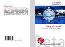 Bookcover of Baby Modula-3