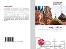 Portada del libro de Yury Luzhkov