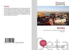 Buchcover von Bačalky