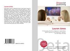 Lauren Jones kitap kapağı