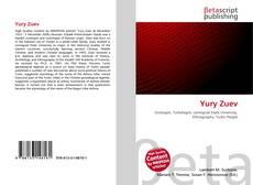 Bookcover of Yury Zuev