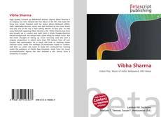 Обложка Vibha Sharma