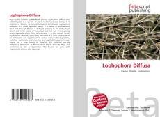 Copertina di Lophophora Diffusa