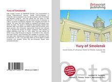 Portada del libro de Yury of Smolensk