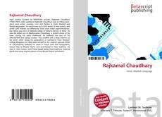Portada del libro de Rajkamal Chaudhary
