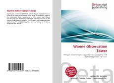Bookcover of Wanne Observation Tower