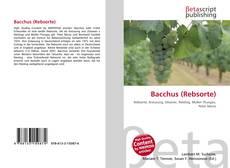 Borítókép a  Bacchus (Rebsorte) - hoz