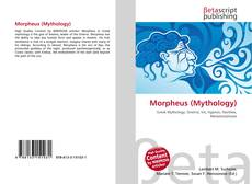 Morpheus (Mythology) kitap kapağı