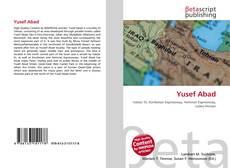 Обложка Yusef Abad