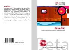 Bookcover of Rajko Igić