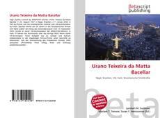 Buchcover von Urano Teixeira da Matta Bacellar