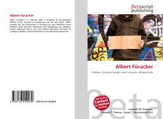 Bookcover of Albert Füracker