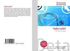 Buchcover von Rajko Ljubič