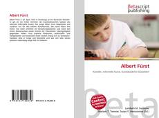 Albert Fürst的封面