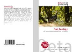 Borítókép a  Soil Zoology - hoz