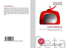 Cecilia Bolocco kitap kapağı
