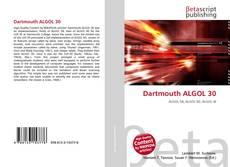 Bookcover of Dartmouth ALGOL 30
