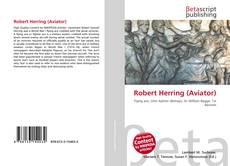 Capa do livro de Robert Herring (Aviator)