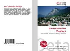Buchcover von Bach (Gemeinde Walding)