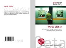 Wansa Station kitap kapağı