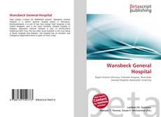 Bookcover of Wansbeck General Hospital