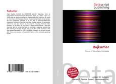 Bookcover of Rajkumar
