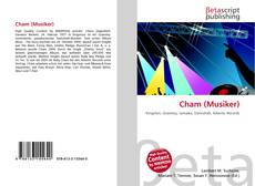Bookcover of Cham (Musiker)
