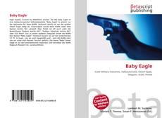 Buchcover von Baby Eagle