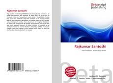 Bookcover of Rajkumar Santoshi