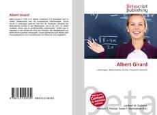 Buchcover von Albert Girard