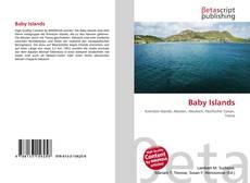 Buchcover von Baby Islands