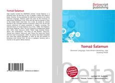 Tomaž Šalamun kitap kapağı
