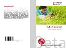 Bookcover of Albert Golowin