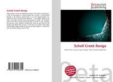 Обложка Schell Creek Range