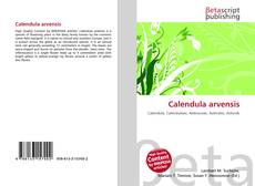 Bookcover of Calendula arvensis