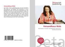 Versandhaus Walz的封面