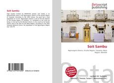 Soit Sambu kitap kapağı