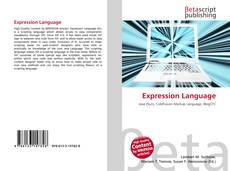 Bookcover of Expression Language