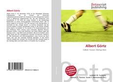 Buchcover von Albert Görtz