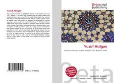 Bookcover of Yusuf Atılgan