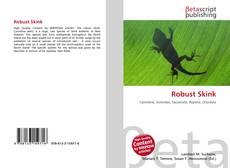 Bookcover of Robust Skink