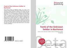 Bookcover of Tomb of the Unknown Soldier in Bucharest