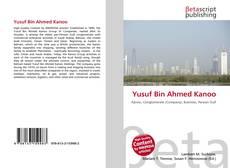 Bookcover of Yusuf Bin Ahmed Kanoo