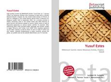 Buchcover von Yusuf Estes