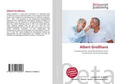 Buchcover von Albert Großhans