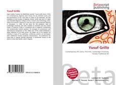Yusuf Grillo kitap kapağı